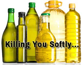 Bad Cooking Fats and Oils are Slowly Killing You