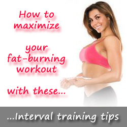 Interval Training Tips to Maximize Your Fat Loss
