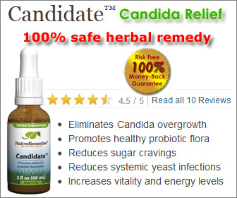 Fight the Causes of Candida Naturally!