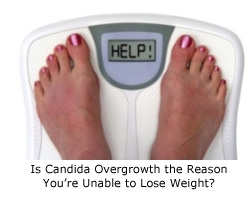 Is Your Weight Loss Resistance One of the Causes of Candida?