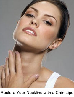 Restore Your Neckline with a Chin Lipo