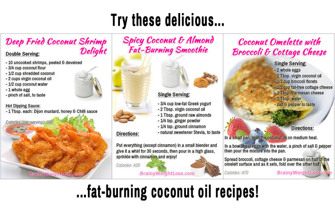 Try These Delicious Coconut Oil Recipes!