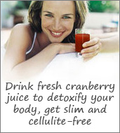 Cranberries Health Benefits Help You Lose Weight