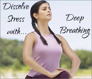 Reducing Cortisol Levels with Deep Breathing